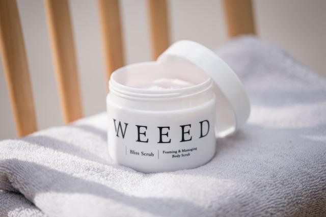Weed Bliss Scrub